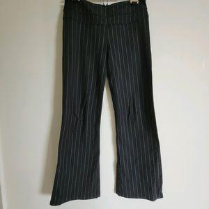 Lululemon pinstripe pants
